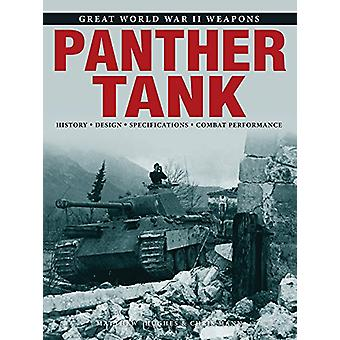 Panther Tank by Dr Matthew Hughes - 9781782746829 Book