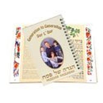 Passover Haggadah Dor L'Dor - 9781857333749 Book