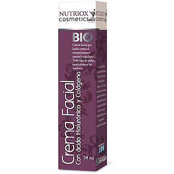 Nutri Ox Bio Ac Facial Cream. Hyaluronic and Collagen 50ml