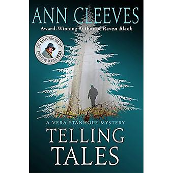Telling Tales by Ann Cleeves - 9781250122773 Book