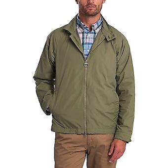 Barbour Men's Donkin Casual Jacket Tailored Fit Olive