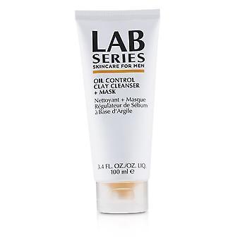 Lab serie oliecontrole kleireiniger + masker 100ml/3.4oz