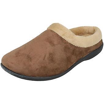 Ladies Sleephhh Slip On Slippers Claire