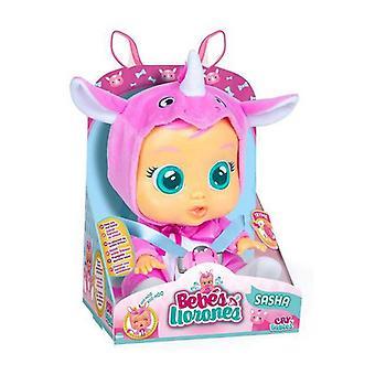 Baby Doll Cry Babies Sasha IMC Toys