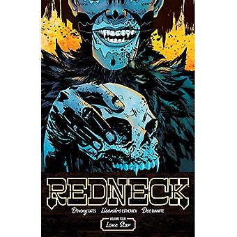 Redneck Volume 4 - Lone Star by Donny Cates - 9781534313675 Book