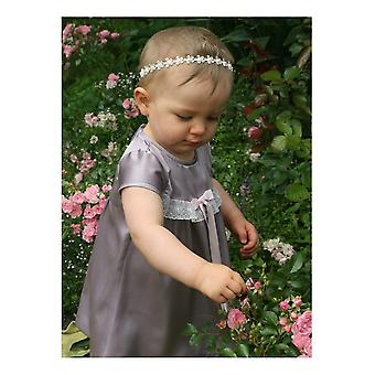 Special Occasions Dress For Baby In Lavender-purple Tone
