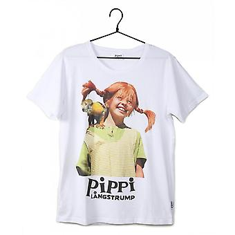 Happy Pippi Langkous T-shirt, 86 cl
