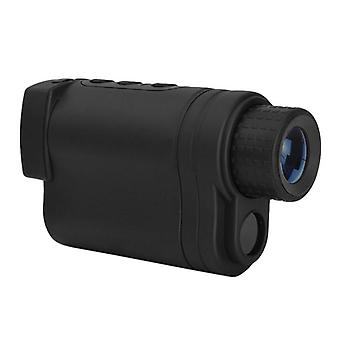 Compact Monocular Binoculars with Night Vision