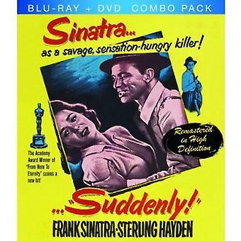 Suddenly (1954) [BLU-RAY] USA import