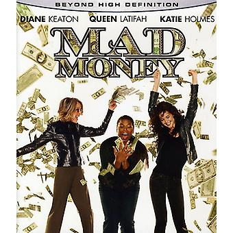 Mad Money [BLU-RAY] USA import