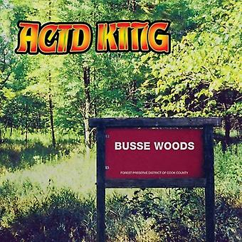 Busse Woods [CD] USA import