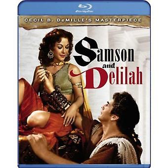 Samson & Delilah [BLU-RAY] USA import