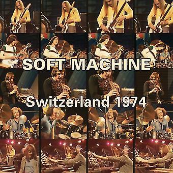 Soft Machine - Switzerland 1974 [CD] USA import