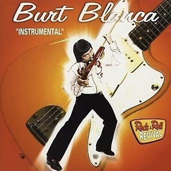 Burt Blanca - Instrumental [CD] USA import