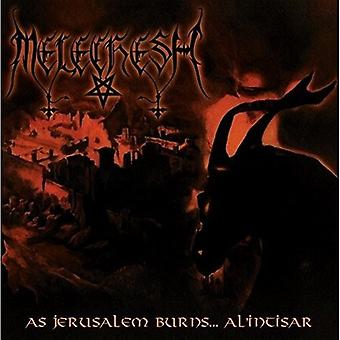 Melechesh - As Jerusalem Burns Al Intisar [CD] USA import