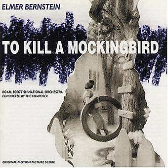 Elmer Bernstein - To Kill a Mockingbird [CD] USA import