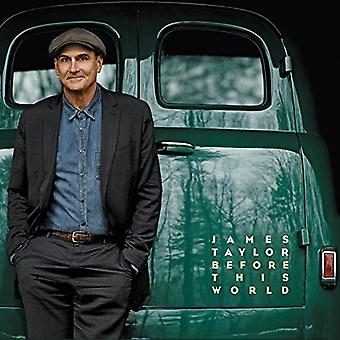 James Taylor - Before This W(Supdlx [CD] USA import