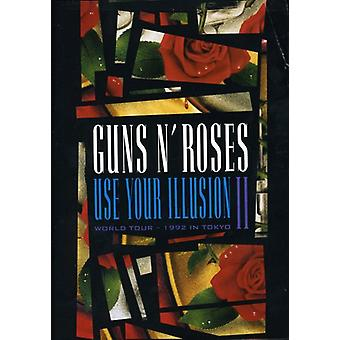 Guns N' Roses - Use Your Illusion 2 [DVD] USA import
