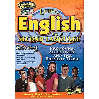 Standard Deviants - Sd Esl Program 1: Pronouns Adjectives & the Presen [DVD] USA import