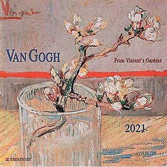 VAN GOGH VINCENTS GARDEN 2021 by Vincent Van Gogh