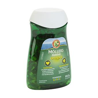 Muller's Dobbel Omega 3 112 capsules