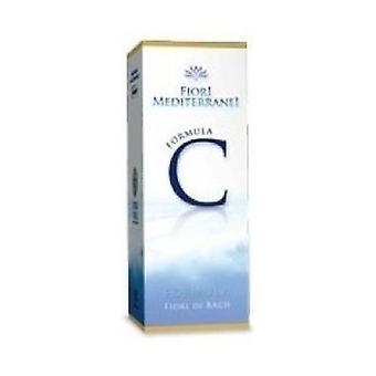 Formula C (Concentration) 10 ml of floral elixir