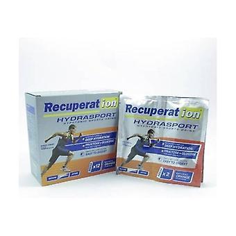 Recuperat-Ion Hydrasport (Orange Flavor) 12 packets