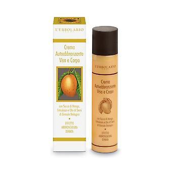 Solar Mango Juice Self-Tanning Cream 100 ml
