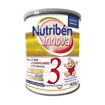 Innova 3 milk 12m + 800 g of powder