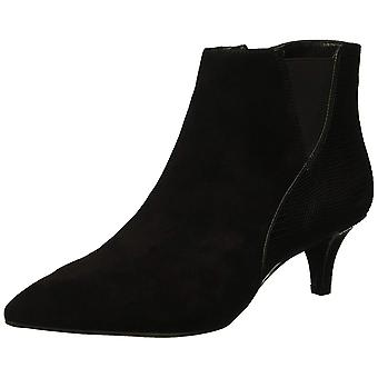 Bandolino Womens wishstar Suede Pointed Toe Ankle Fashion Boots