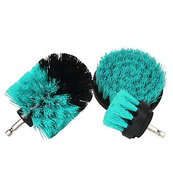 3x Cleaning brushes for Drill