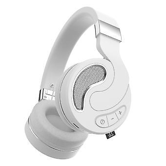 Högkvalitativt huvudmonterat bluetooth-headset