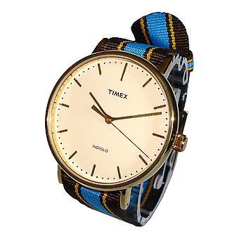 Timex Fairfield Gold ABT523 montre homme