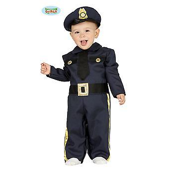 Traje, traje de criança americana de polícia polícia
