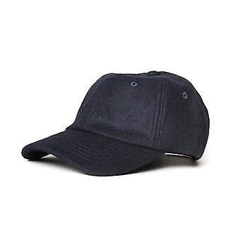 NN07 9120 Navy Wool Cap