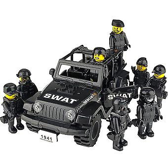 Special Forces Building Blocks Mini Figure Toys, Building Blocks Series Toys