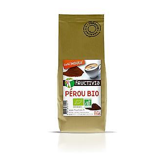 Organic coffee from Peru 250g powder