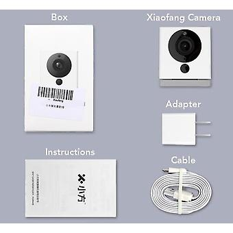 110 Degree F2.0 8x 1080p Digital Zoom Smart Camera Ip Wifi Wireless
