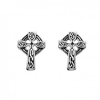 Heritage Celtic Cross Stud 4279HP