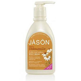 Jason Natural Products Relaxing Body Wash, Chamomile, 30 FL Oz
