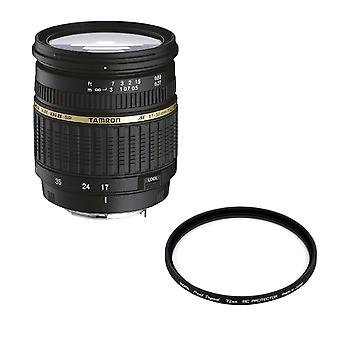 TAMRON SP 17-50mm F2.8 XR Di II LD Aspherical IF (A16S) Sony + HOYA 72mm PRO 1D Protector