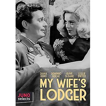 My Wife's Lodger [DVD] USA import