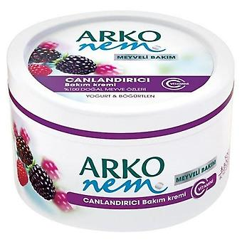 Arko Nem Fruchtpflege Creme Yog & Berry 300ml