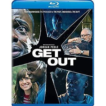 Get Out [Blu-ray] USA import