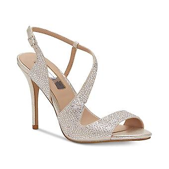 INC International Concepts Womens Renita2 Fabric Open Toe Casual Ankle Strap Sandals