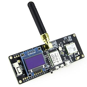 Ttgo T-beamv1.0 Esp32 رقاقة بلوتوث واي فاي اللاسلكية وحدة لورا GPS الجدد-6m Sma