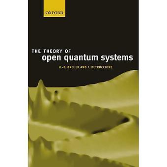 A Teoria dos Sistemas Quânticos Abertos