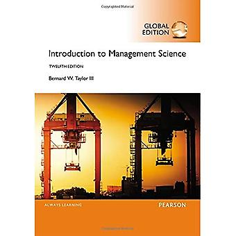 Inleiding tot Management Science