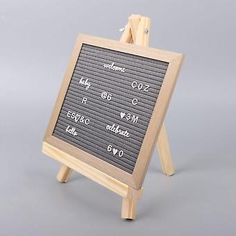 Mini Artist Wooden Easel Wedding Table Card Stand Display Holder For Party