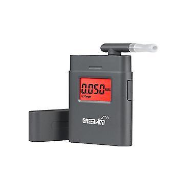 Prefesyonal Taşınabilir Nefes Alkol Analizörü Dijital Breathalyzer Test Cihazı